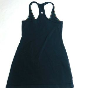 Lululemon Women's Athletic Gray Tank Top, Size 4